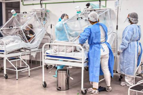 Vídeo: Oxigênio acaba em hospitais de Manaus; Pacientes morrem asfixiado, afirma pesquisador