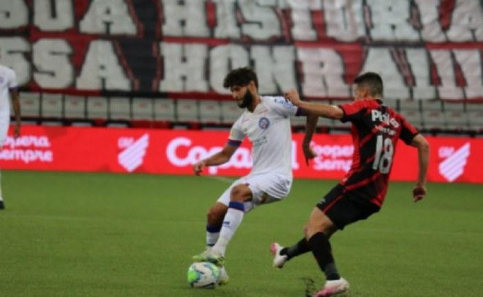 Bahia encara Athletico-PR para voltar a vencer e fugir do Z-4