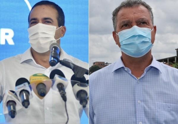 Prefeito de Salvador e governador da Bahia se reúnem nesta semana para tratar da retomada da educação