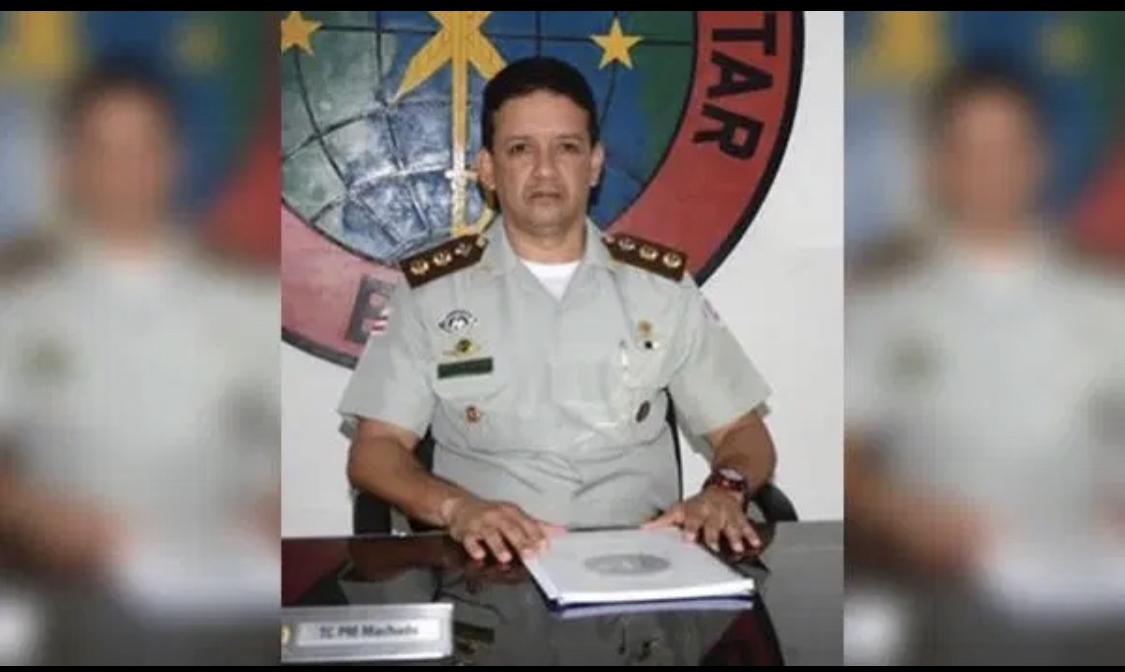 Reestruturação: coronel Nilton Machado é o novo Subcomandante-Geral da PM