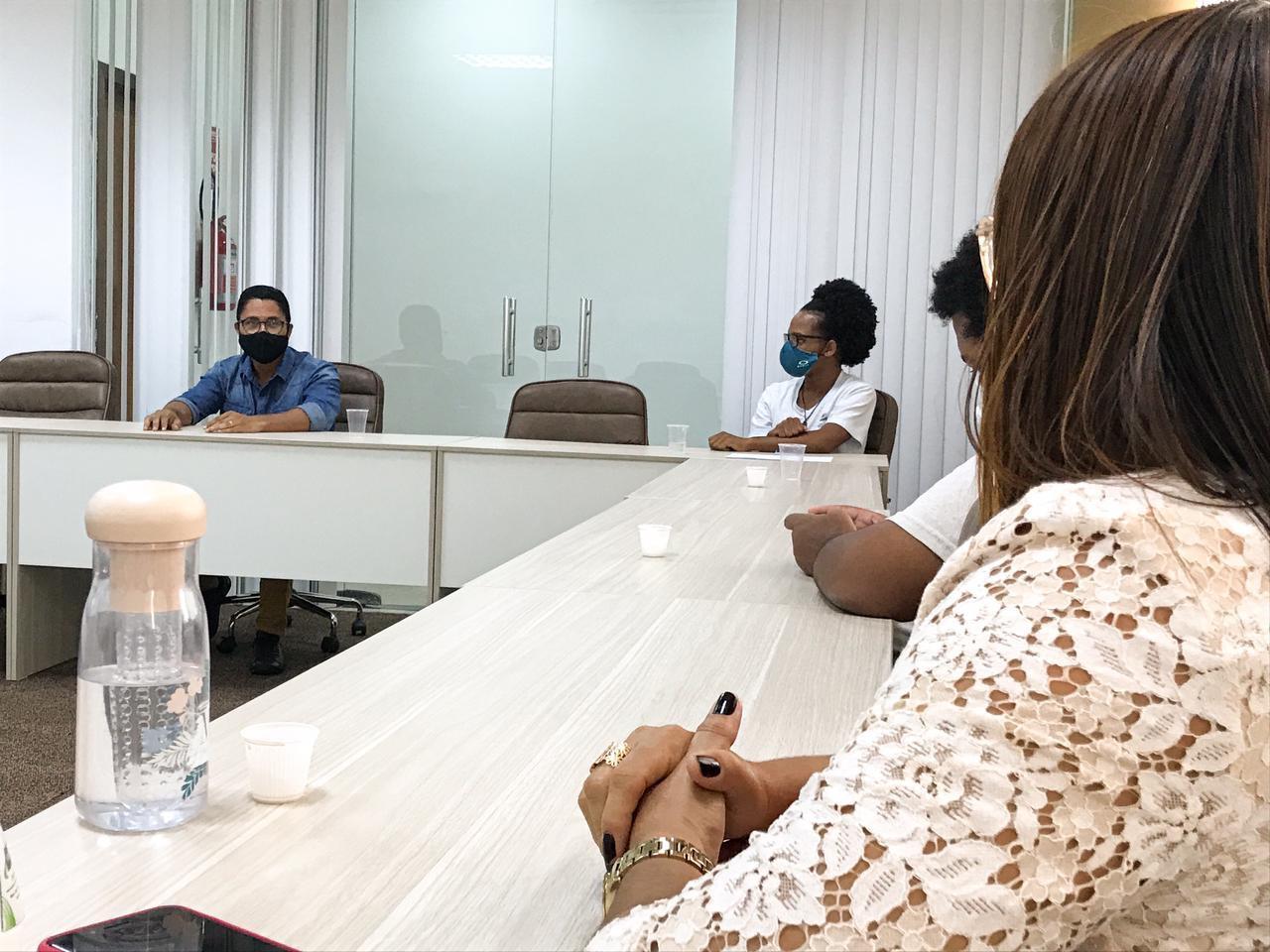 Reunião da SEJU aborda políticas públicas para nova gestão