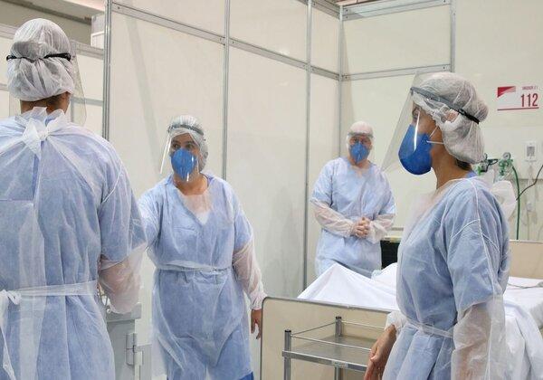 Volta a crescer número profissionais de enfermagem mortos por coronavírus no Brasil