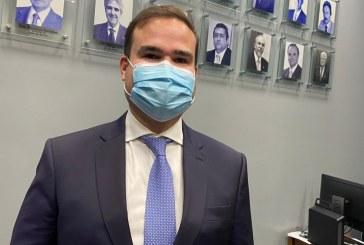 Deputado Cacá Leão é o novo líder do Progressistas na Câmara dos Deputados
