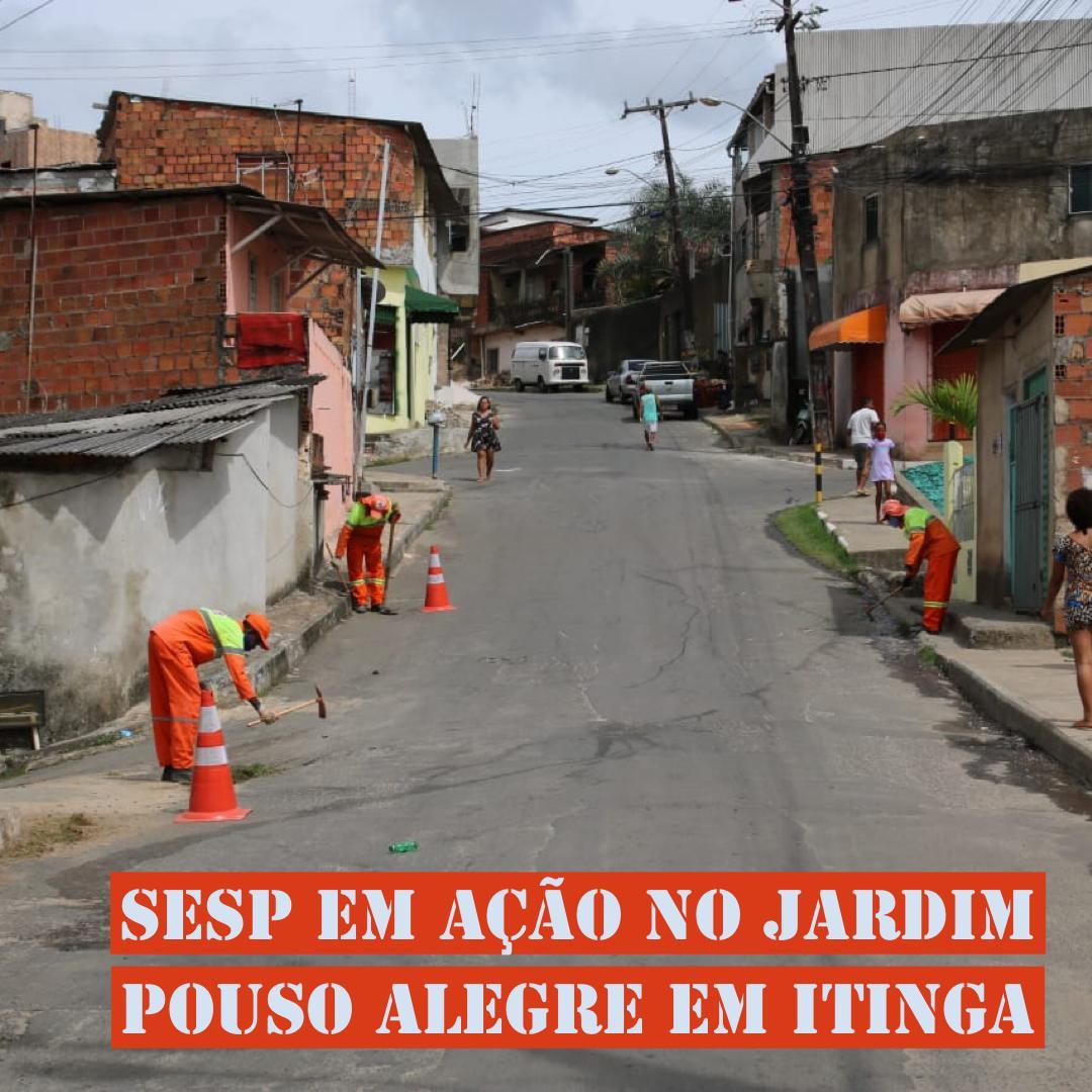 Sesp em Ação chega a comunidade do Pouso Alegre