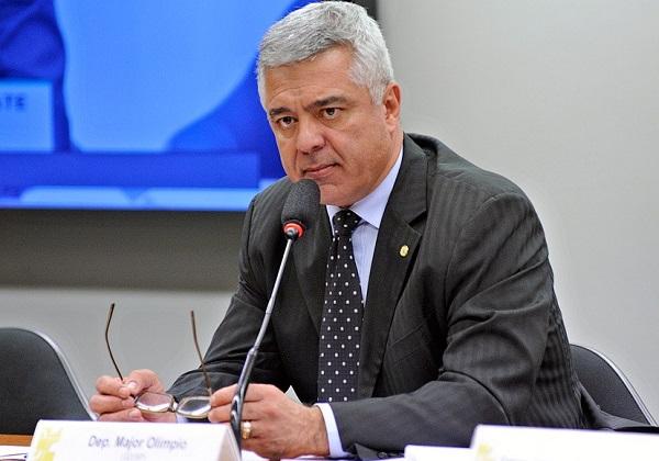 Senador Major Olímpio morre vítima de Covid-19