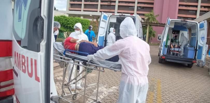Bahia registra 4.448 novos casos de Covid-19 e mais 143 mortes pela doença