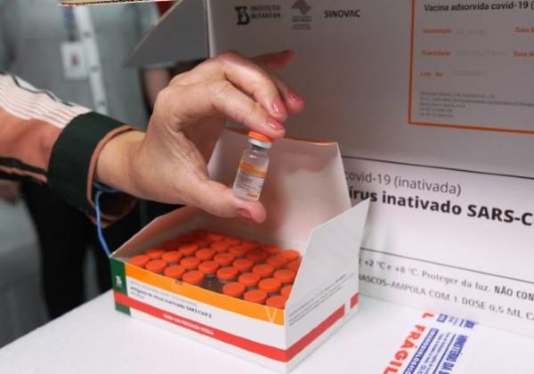 Butantan entrega mais 5 milhões de doses da CoronaVac ao governo