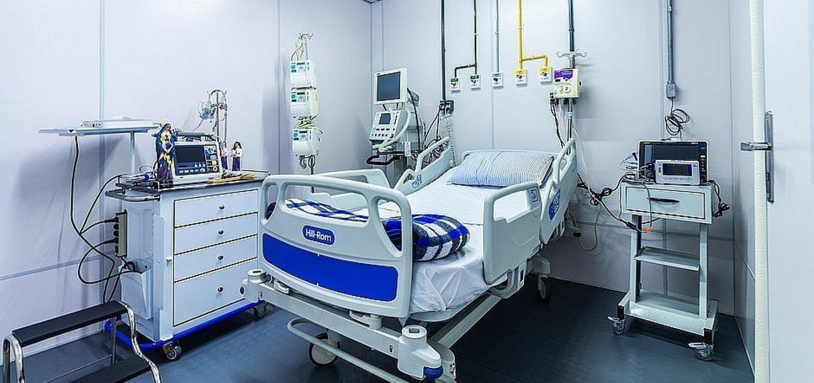Fila de espera por leito para tratamento da Covid-19 na Bahia tem mais de 320 pessoas