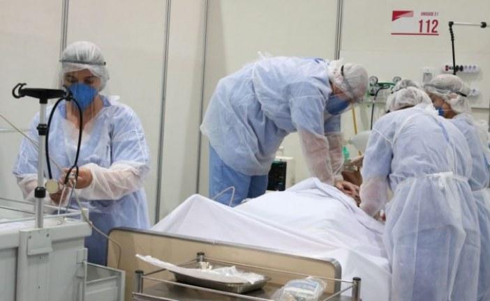 Brasil: 1.972 mortes por Covid-19 nas últimas 24h