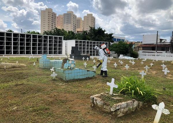 Bahia registra 80 mortes e 2.916 novos casos de coronavírus nas últimas 24h