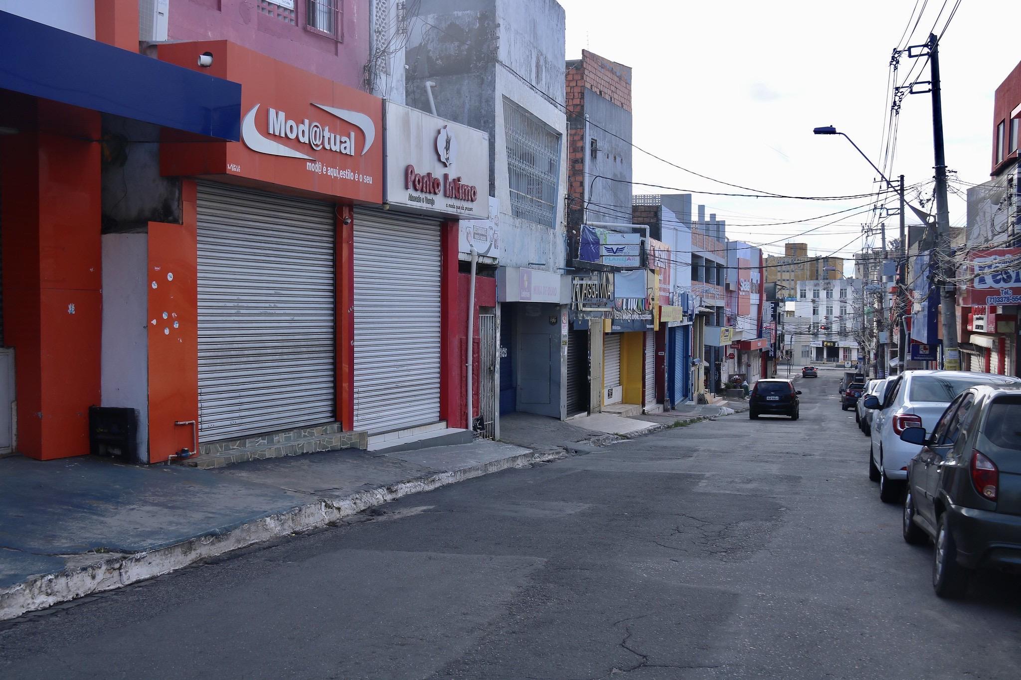 Lauro de Freitas prorroga decreto de medidas mais restritivas até segunda-feira (8)