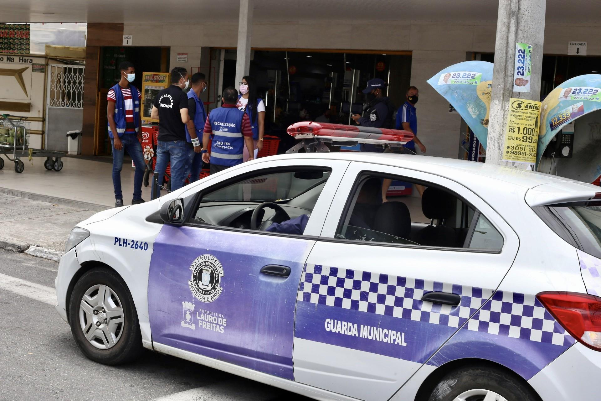 Lockdown será prorrogado em Salvador, Lauro de Freitas e em mais 4 cidades da RMS até a próxima segunda-feira (8)
