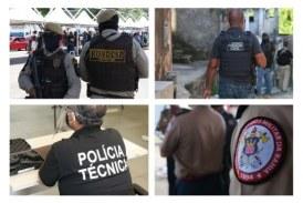 Bahia inicia vacinação de policiais e bombeiros contra o coronavírus