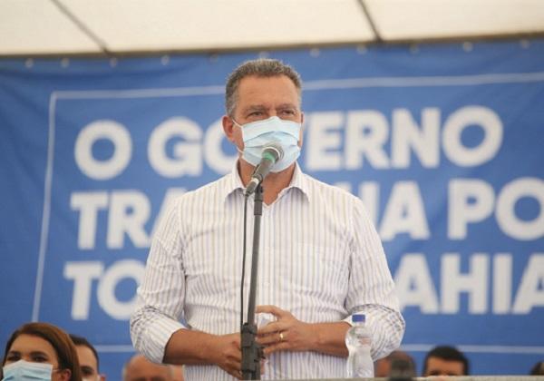 Rui Costa decreta situação de emergência em três cidades baianas