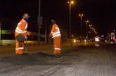 Com 75% das obras executadas, restauração da Estrada do Coco entra na fase de acabamento