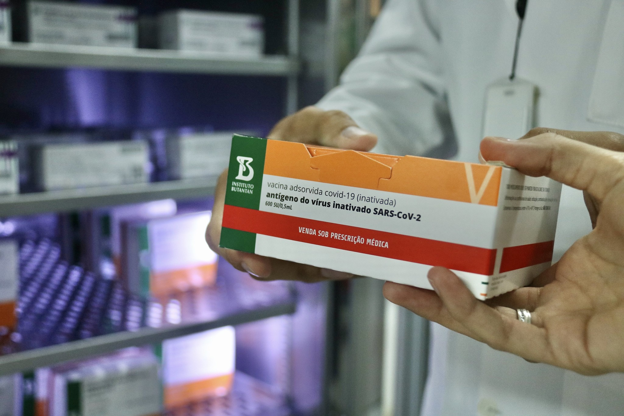 Lauro de Freitas retoma vacinação neste sábado (3) com idosos de 65 anos ou mais