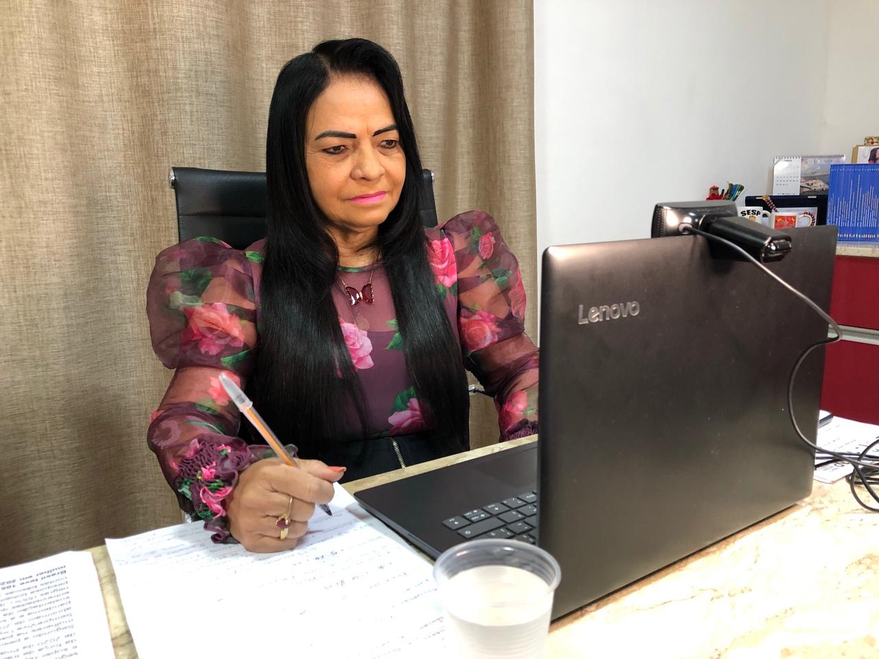 Eleita vice-presidenta para políticas de gênero, Moema Gramacho destaca a FNP como mais um espaço de luta