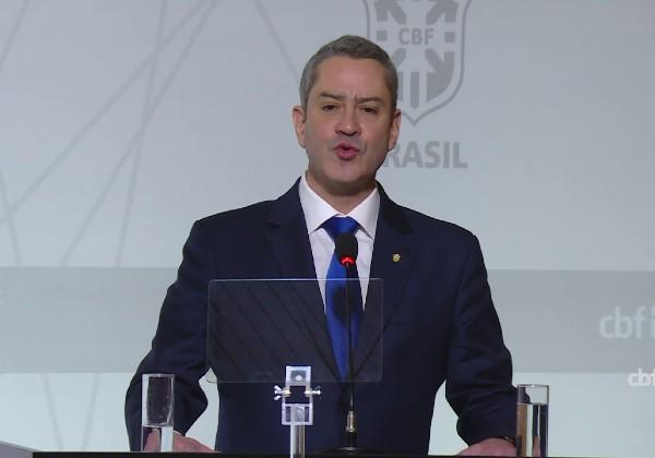 Presidente da CBF é afastado do cargo após denúncia de assédio