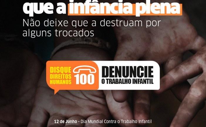 Lauro de Freitas reforça ações de combate ao trabalho infantil