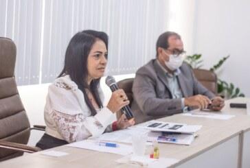 Prefeita anuncia usina de reciclagem e geração de energia durante live em comemoração aos 59 anos de Lauro de Freitas