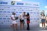 Etapa nacional do Circuito BRB de Beach Tennis movimenta o turismo e a economia de Lauro de Freitas