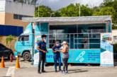 População de Lauro de Freitas recebe informações sobre diabetes durante campanha 'Caneta da Saúde', em Itinga