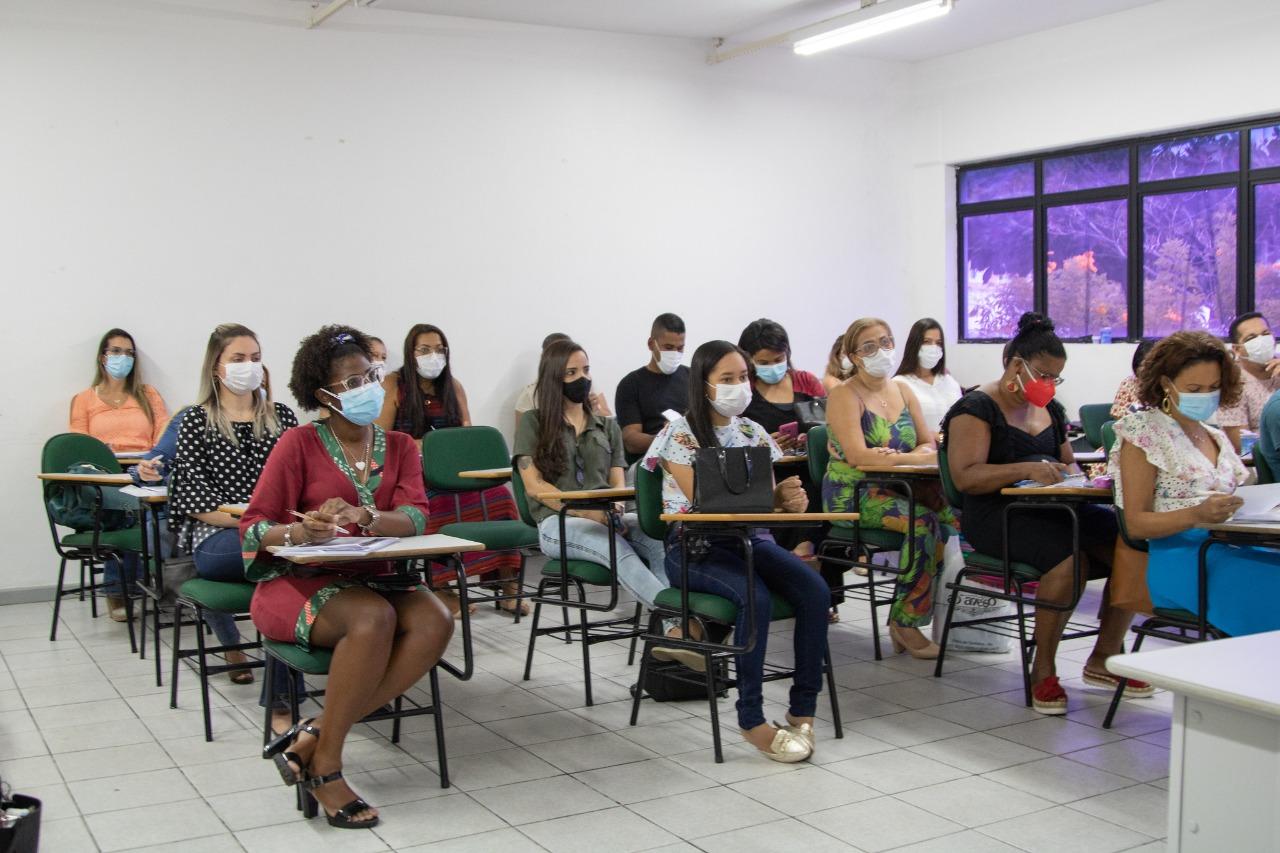 Profissionais de Saúde de Lauro de Freitas são qualificados para aplicação do protocolo antirrábico