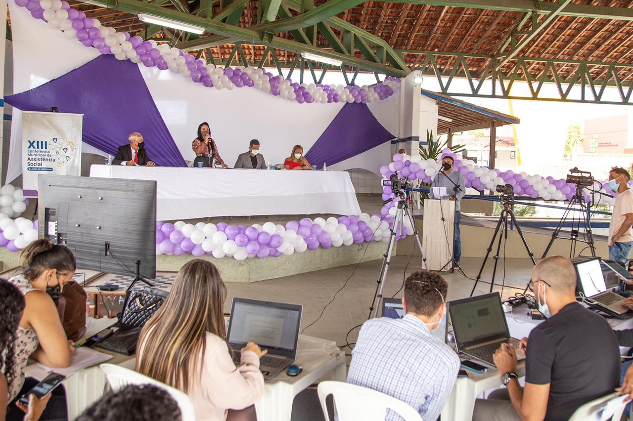 13ª Conferência Municipal de Assistência Social aprova propostas para enfrentar desigualdades e garantir proteção social