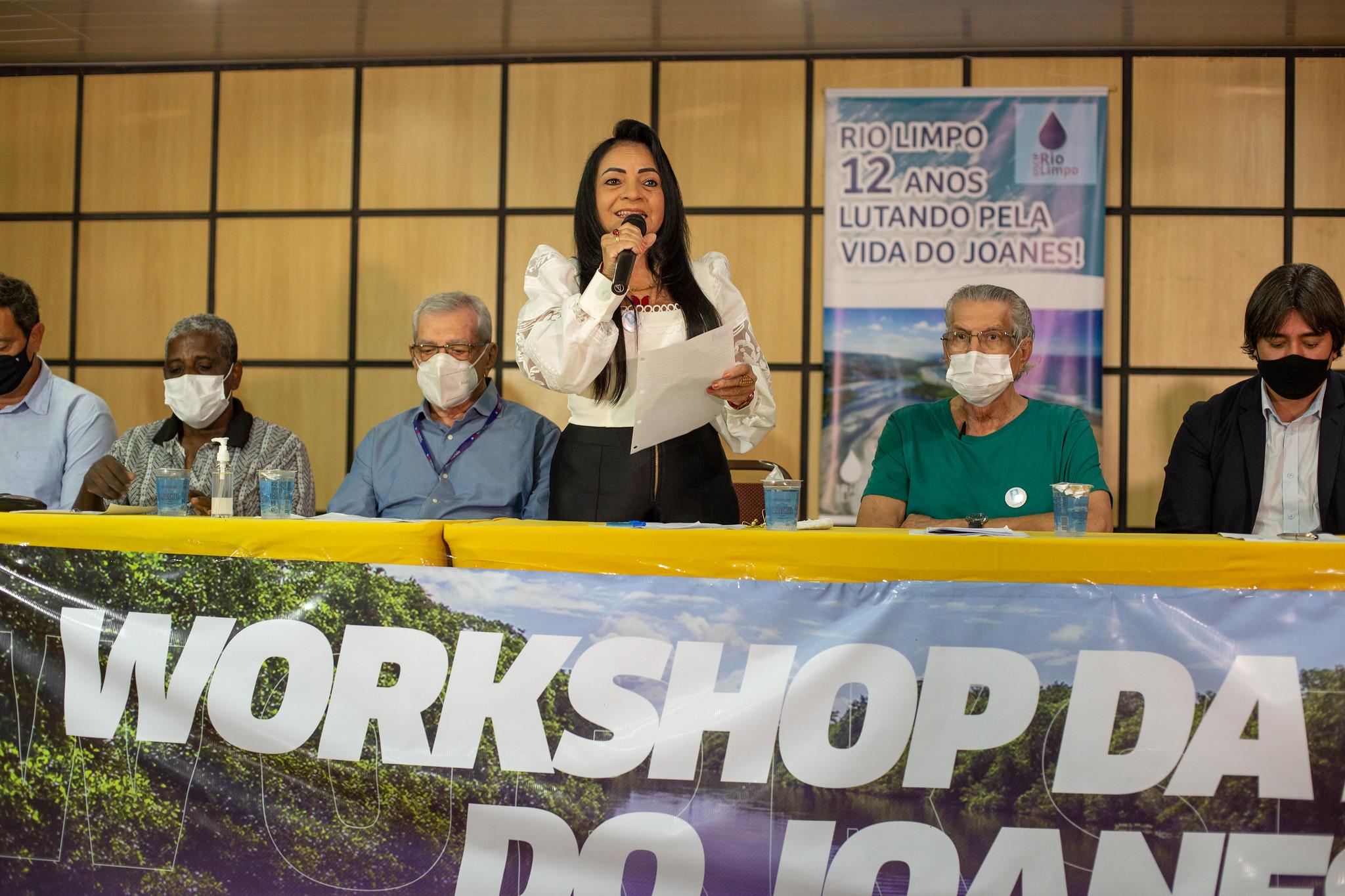 Municípios propõem a criação de Consórcio Interfederativo para recuperar e preservar a Bacia do Rio Joanes