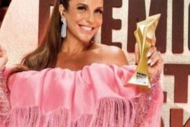Internautas questionam indicação de Ivete Sangalo no Prêmio Multishow: 'Não lançou nada esse ano'