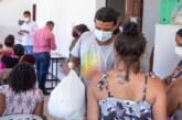 Lauro de Freitas inicia entrega de cestas básicas do mês de outubro para assistidos dos CRAS