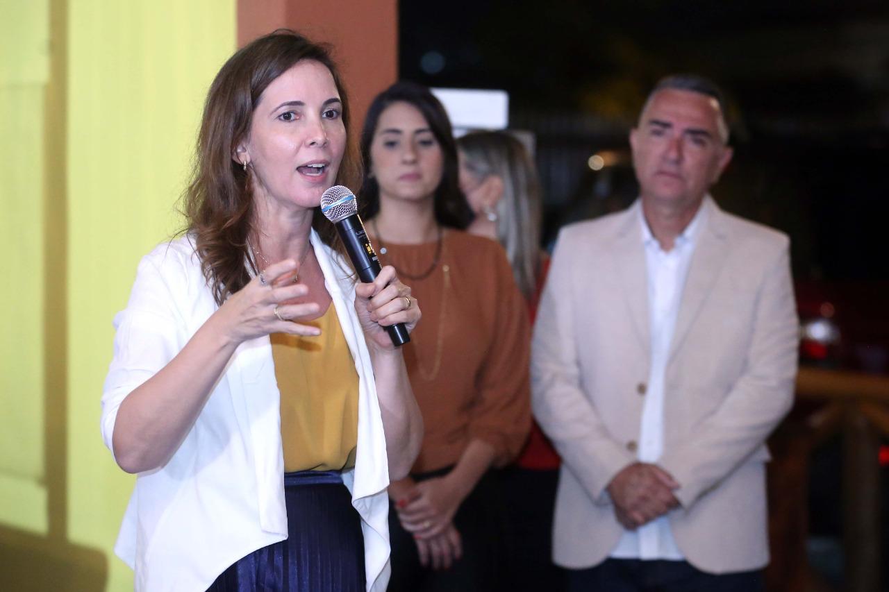 """""""Nossa prioridade é lutar por um Judiciário eficiente"""", diz Daniela Borges em encontro com advocacia de Lauro de Freitas"""
