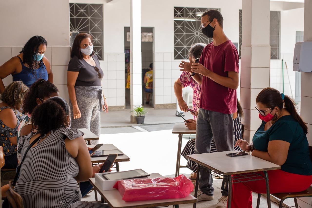 Educação cria plantão para tirar dúvidas de professores sobre plataforma Davi