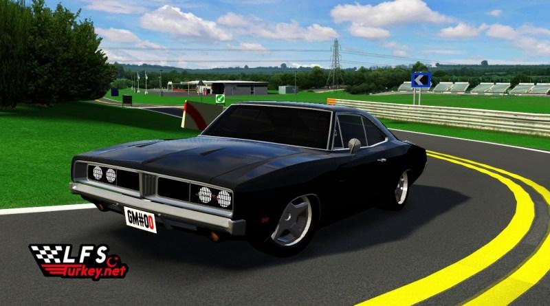 LFS FZ Dodge ChargerRT