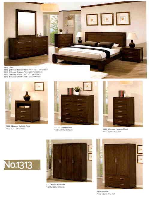 no 1313 maple wood custom made wooden bedroom furniture