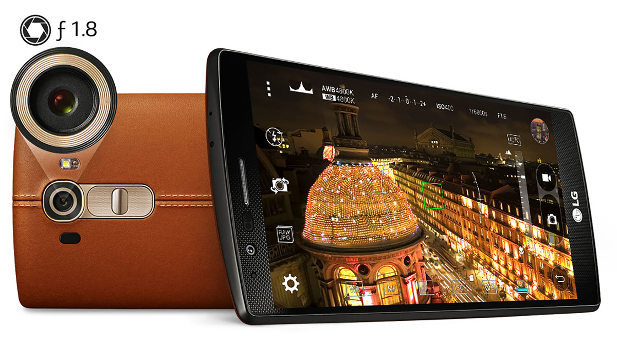 #2 in Our List of the Best LG G4 Features – 16-MP Rear Shooter with the Color Spectrum Sensor