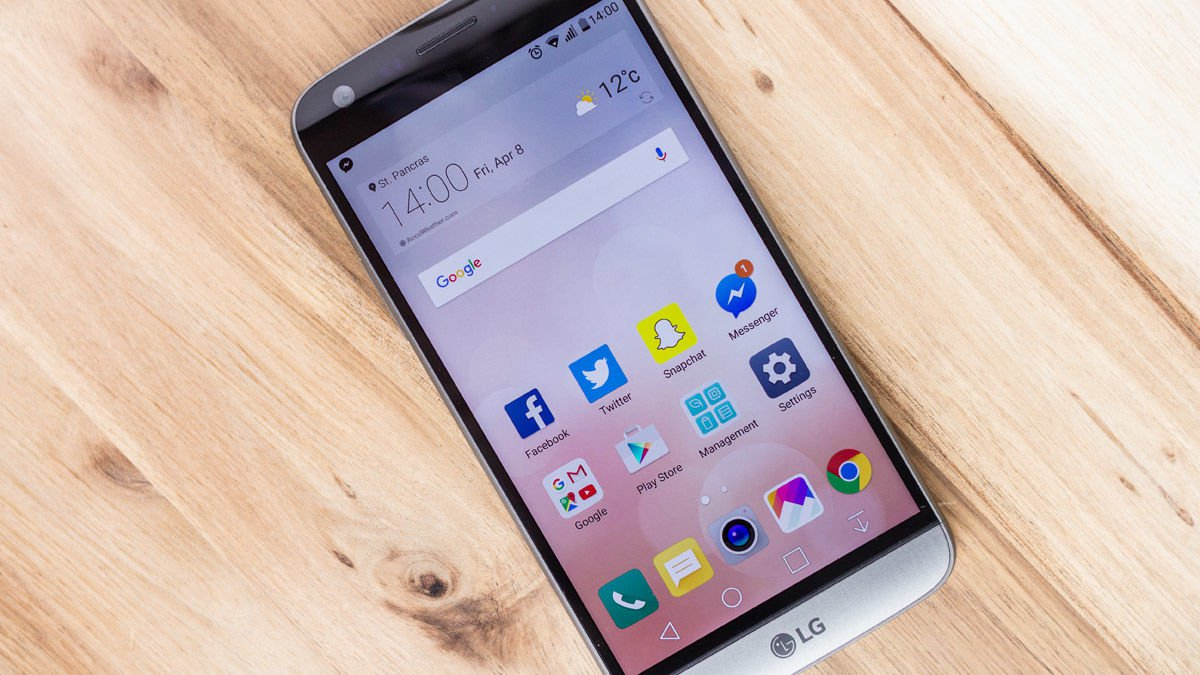 LG Phone Rate - LG G5 at $539.95 with 17% Off