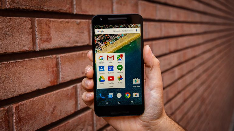 #2 in Our Best Mid-Range LG Android Phones List - LG Nexus 5X