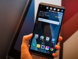 LG Phone Information: LG V20 with Dual Displays and Rear Shooters