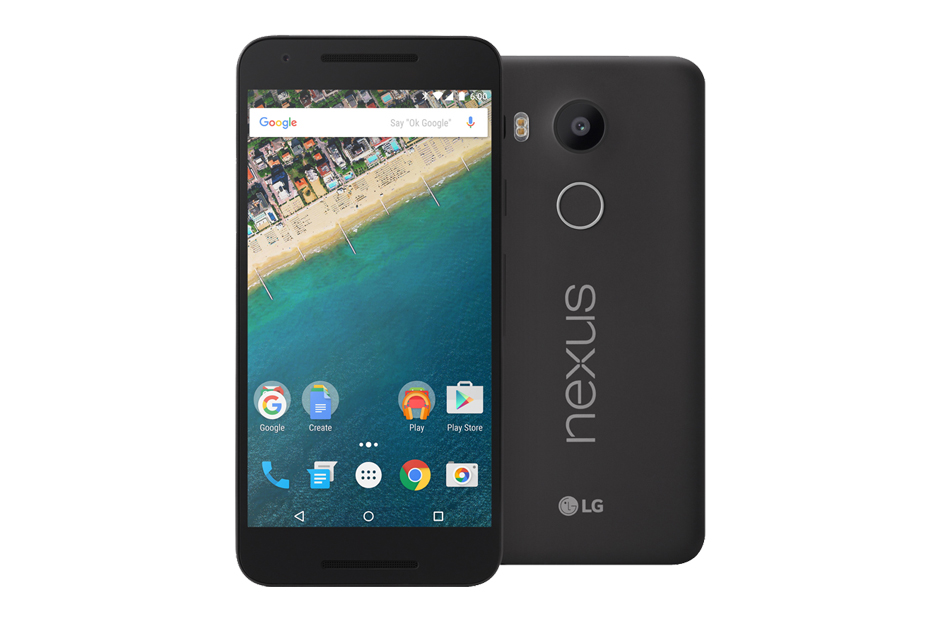 #5 in Our List of the Best LG Cell Phones - LG Nexus 5X