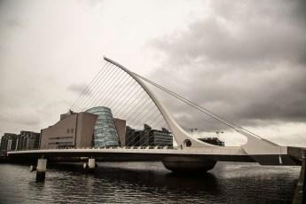 Dublin - Pont Samuel Beckett