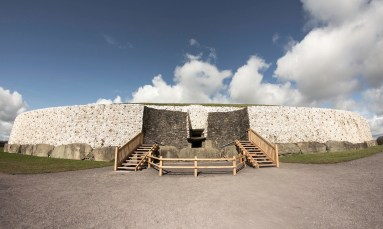 Newgrange - Tumulus