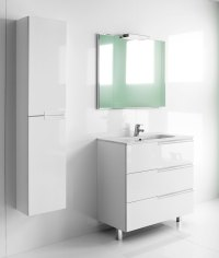 Roca Victoria-N Unik Basin And Unit With 3 Drawers 800mm ...