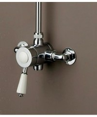 Bristan Colonial Thermostatic Surface Mounted Shower Valve ...