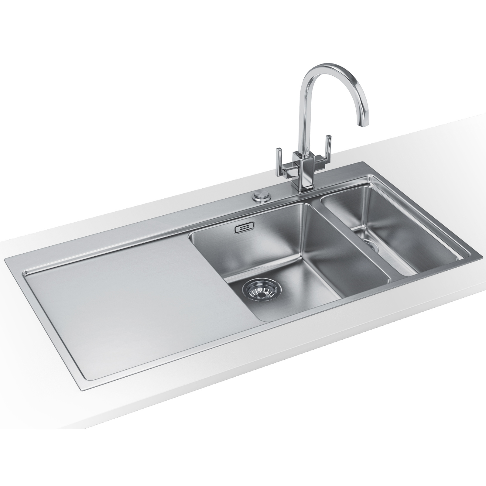 Stainless Steel 1 5 Kitchen Sink Others Extraordinary Home