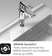 Grohe Grohtherm 3000 Cosmopolitan Thermostatic Shower ...