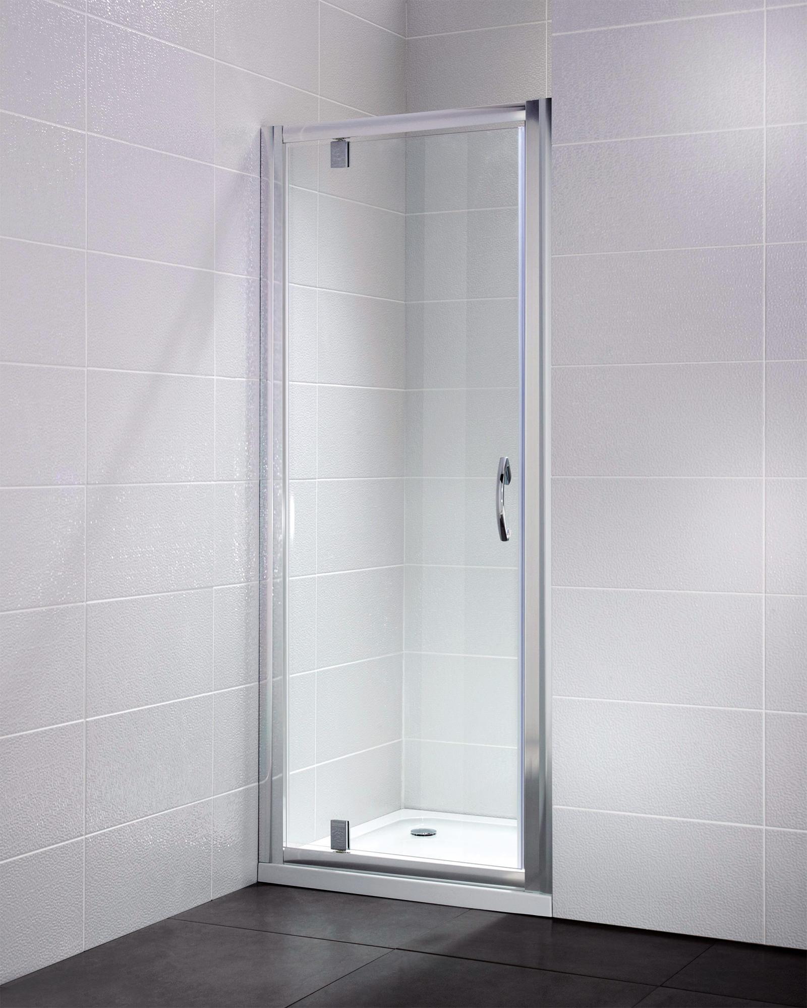 April Identiti2 1900mm High Pivot Shower Door