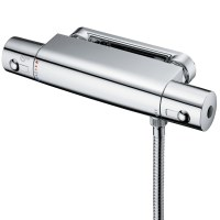 Ideal Standard Alto Ecotherm Shower Mixer Valve With Wall ...