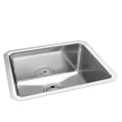 Large Kitchen Sinks Led Ceiling Lighting Abode Matrix R25 Stainless Steel Sink Bowl 1