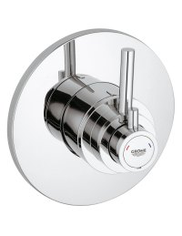 Grohe Avensys Modern Dual Control Thermostatic Shower ...